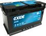 аккумулятор exide EK800