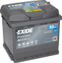аккумулятор exide EA530