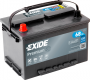 аккумулятор exide EA681