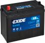 аккумулятор exide EB457