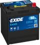 аккумулятор exide EB504