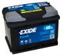 аккумулятор exide EB602