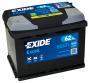 аккумулятор exide EB621