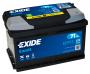 аккумулятор exide EB712