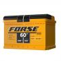 Аккумулятор FORSE 6СТ-60 (0) низкий