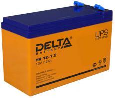 аккумуляторная батарея DELTA HR12-7.2